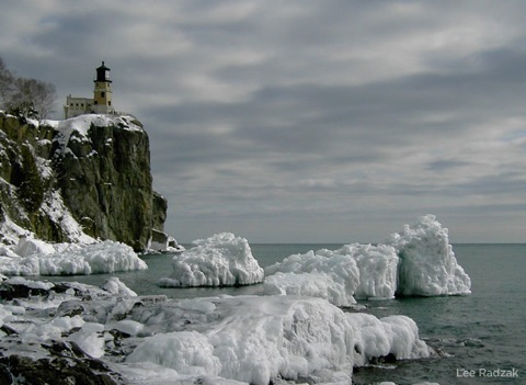 Lighting The Lake - Split Rock Lighthouse - Two Harbors ...
