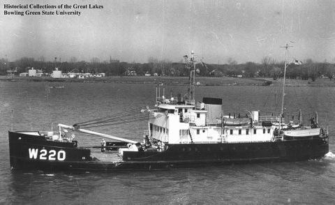 US Coast Guard Cutter Hollyhock