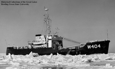US Coast Guard cutter Sundew