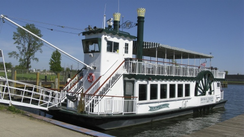 Boat Tours or Excursions Along the Lake Michigan Shoreline