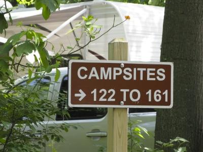 Camping On The Lake Michigan Shoreline - Lake Effect Living