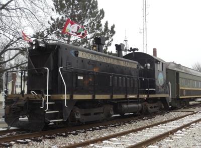 christmas trains in michigan