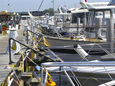 Marinas Along The Lake Michigan Shoreline Lake Effect Living