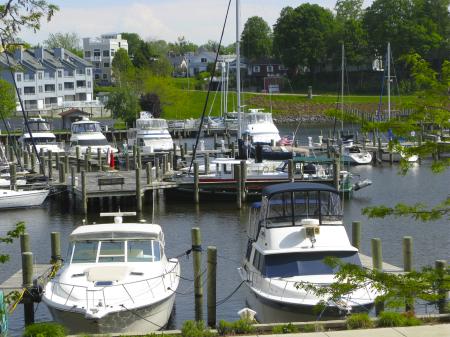 Marinas Along the Lake Michigan Shoreline - Lake Effect Living