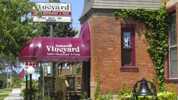 Amicarelli Vineyard Italian Restaurant South Haven