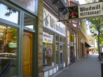 The Windmill Restaurant In Holland Michigan